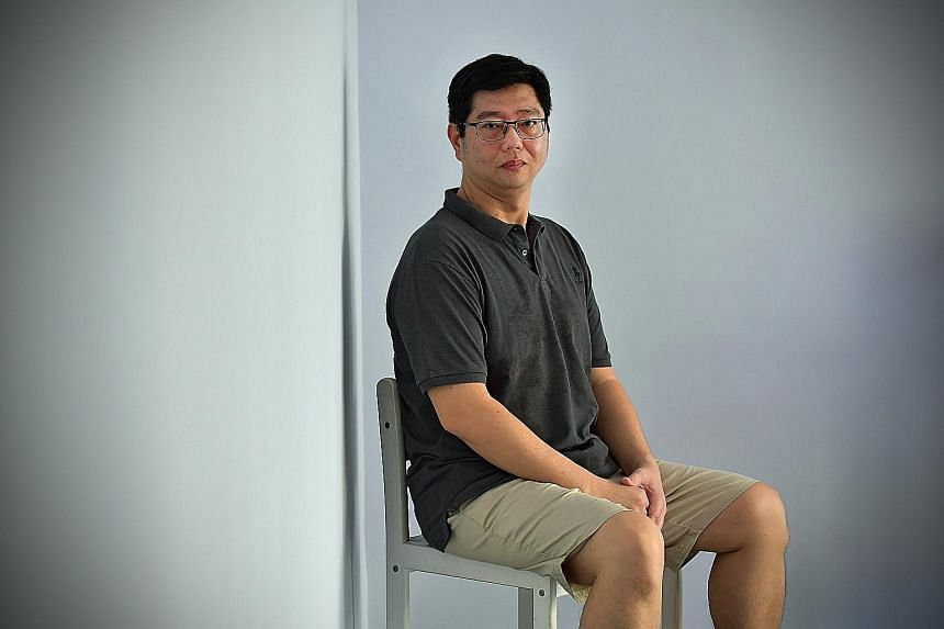 Mr Raymond Koh spent five days in the ICU. He was discharged on March 19.