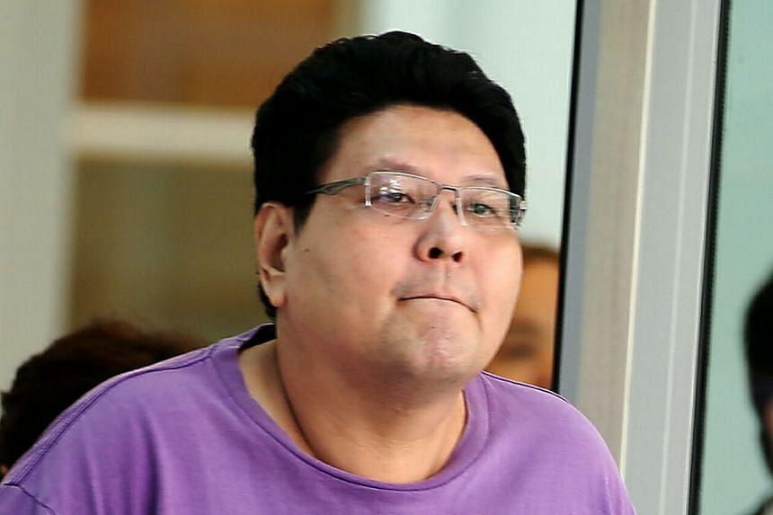 Lim Wee Ming was also ordered to give the victim $5,258.46 as compensation.
