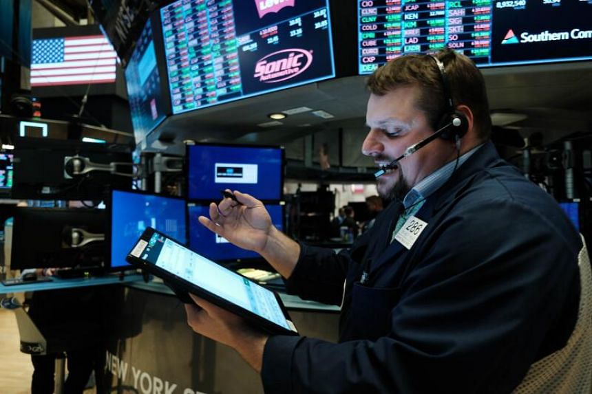 United States stocks trade higher after extension of distancing guidelines