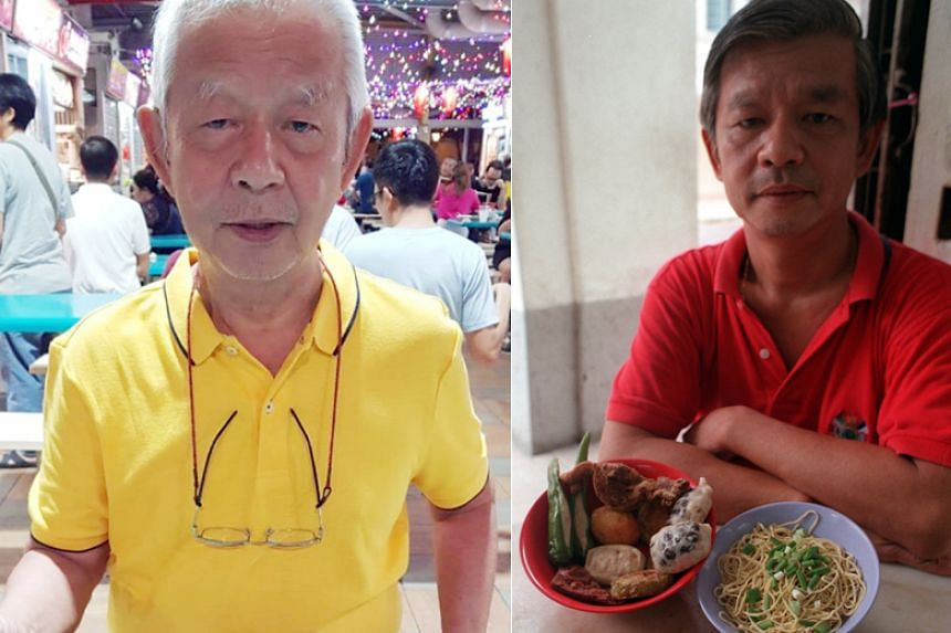 Mr Chung Ah Lay, who died of complications from Covid-19 on March 29, was remembered fondly by foodies as the owner of OK Yong Tau Foo in Mosque Street.