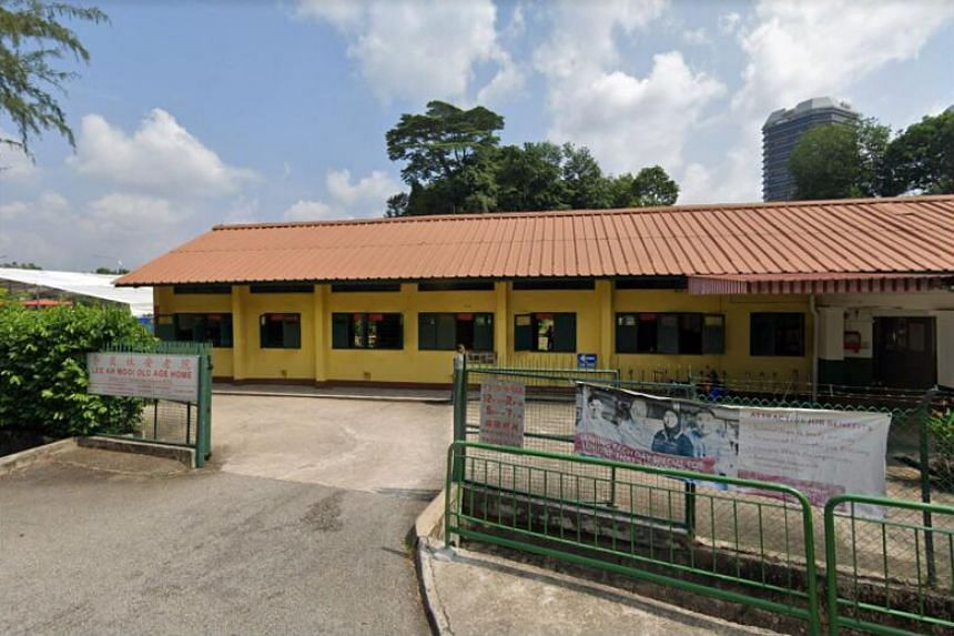 An 86-year-old resident of Lee Ah Mooi Old Age Home at 1 Thomson Lane was confirmed to have the coronavirus on March 31, 2020.