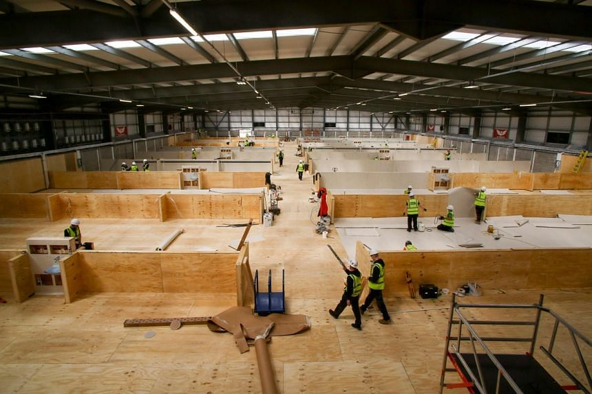 The Scarlets have offered to convert several parts of their home stadium in the Welsh town of Llanelli into a temporary hospital.