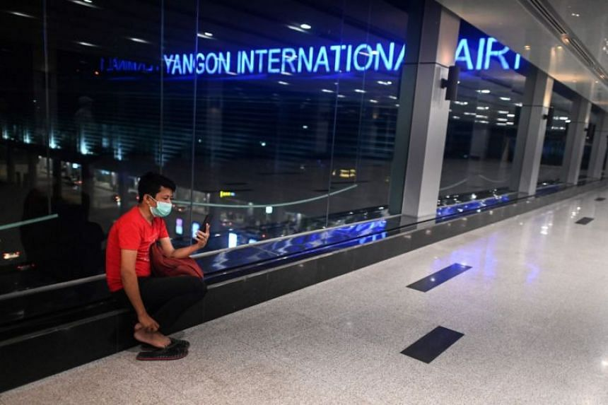 The Ministry of Foreign Affairs also temporarily suspended all types of visas for nationals from all countries with effect from Sunday till April 30.