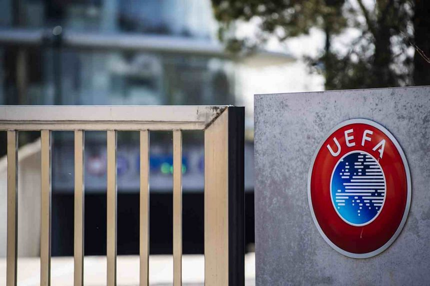 Uefa will discuss this season's Champions League on April 1, 2020.
