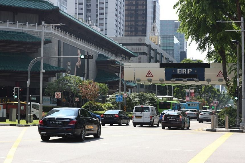 The LTA said the reductions are not to encourage people to drive more, and added that motorists and commuters should still defer all non-essential travel.