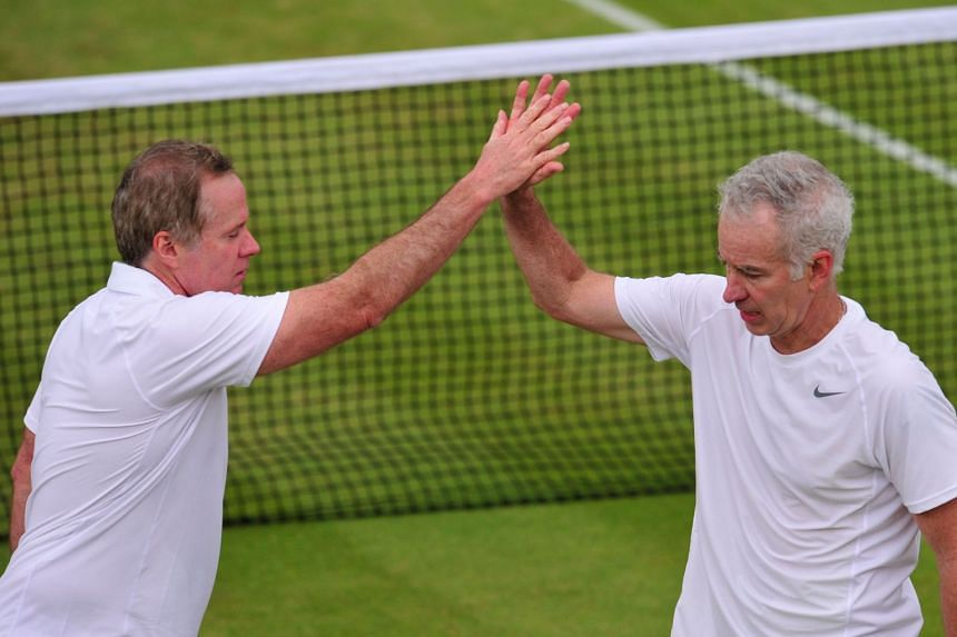 Patrick McEnroe tests positive for COVID-19 but feels