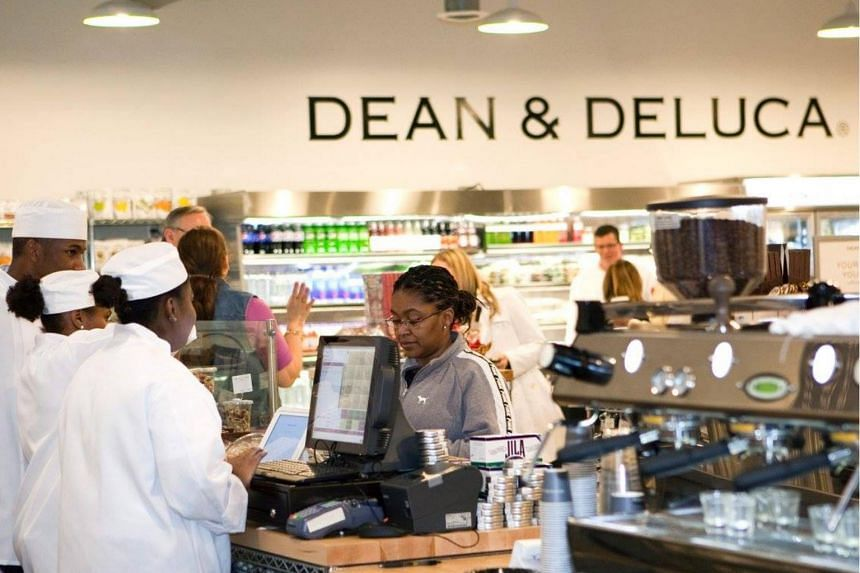 The Dean & DeLuca chain faltered amid heightened competition and lacklustre sales.