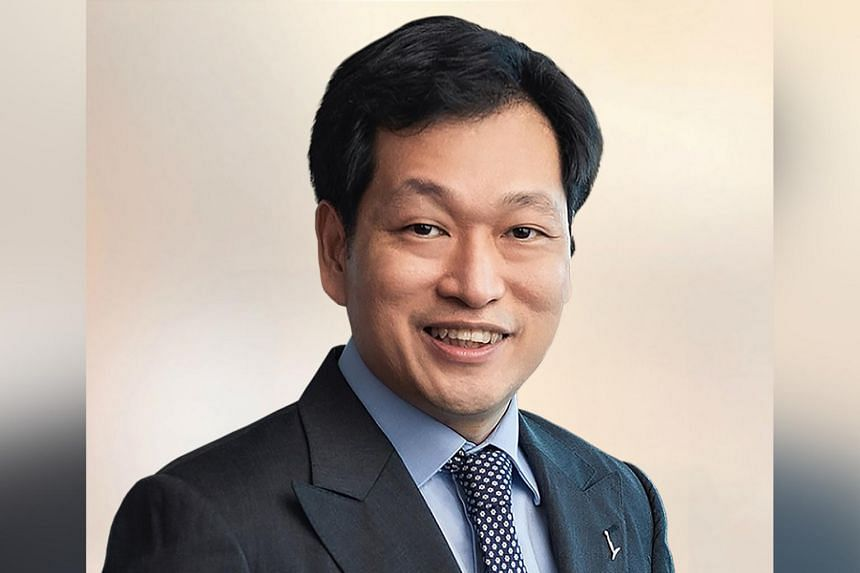 Ascott CEO Kevin Goh is now also CapitaLand's chief executive for lodging.