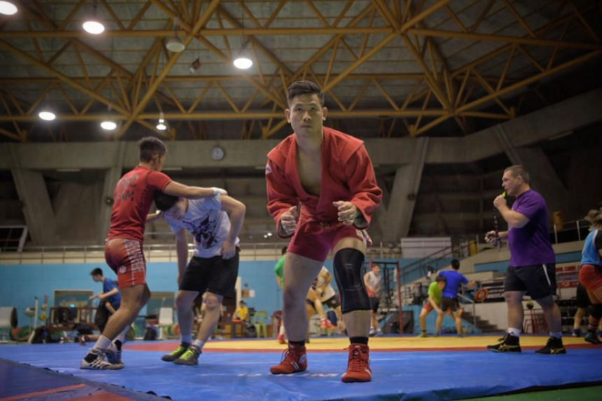 Gary Chow had withdrawn from the 2019 SEA Games squad a day before the Singapore National Olympic Council's selection meeting.