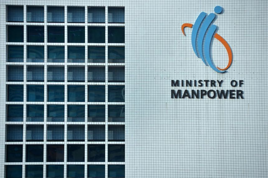 The Ministry of Manpower said more than half of the orders served involved companies having to improve work-from-home arrangements.