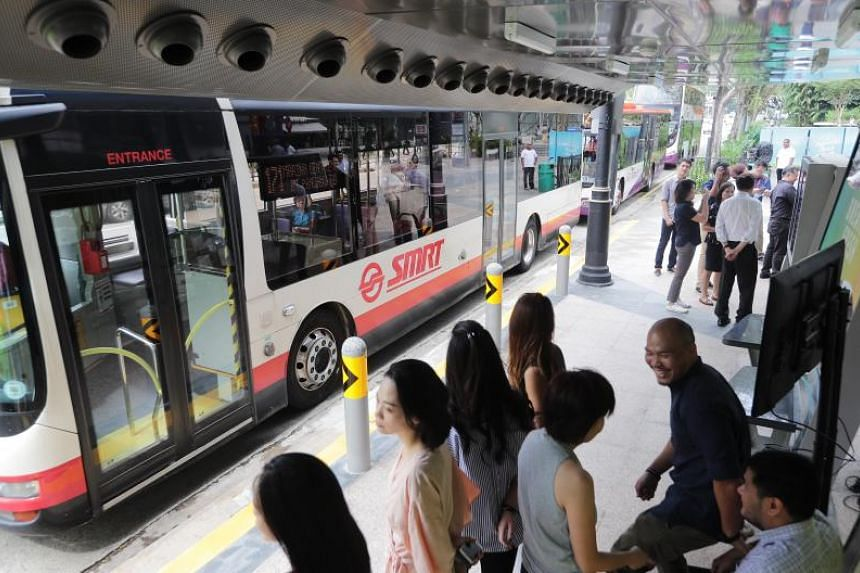 SMRT and SBS Transit have increased the cleaning of high commuter touchpoints in areas such as vehicles and premises in response to the coronavirus outbreak.