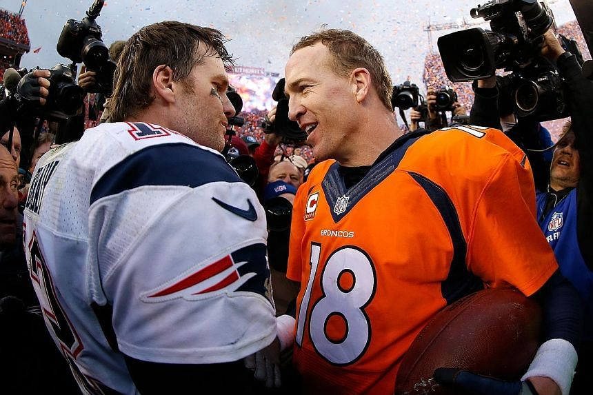 Left: Phil Mickelson will take on Tiger Woods in a one-off golf charity match while the PGA Tour remains on ice. The former will team up with former New England Patriots quarterback Tom Brady (above, left), while Woods will partner another Super Bowl