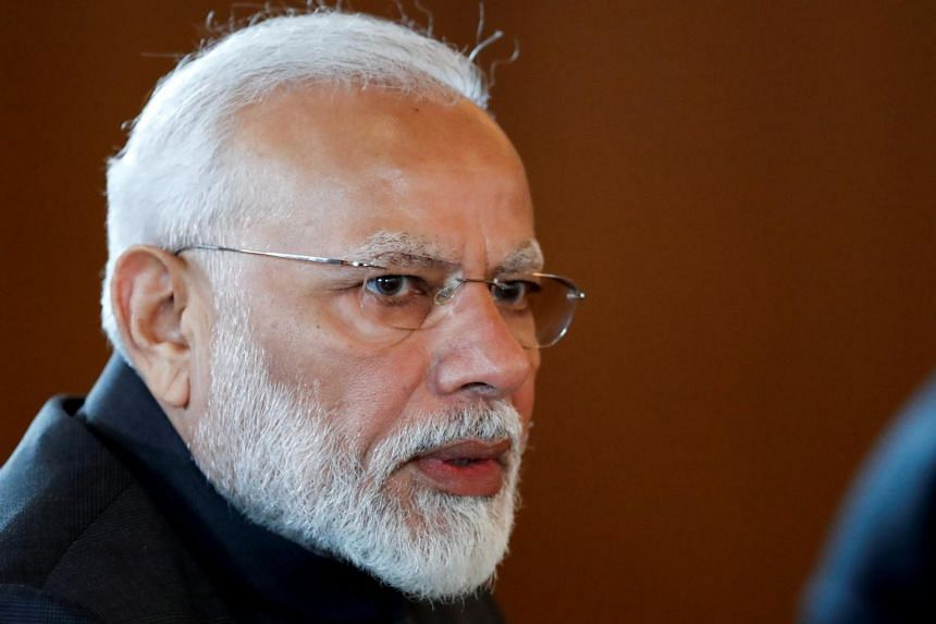 """""""Social distancing norms must not be violated at this time."""" said Prime Minister Narendra Modi."""