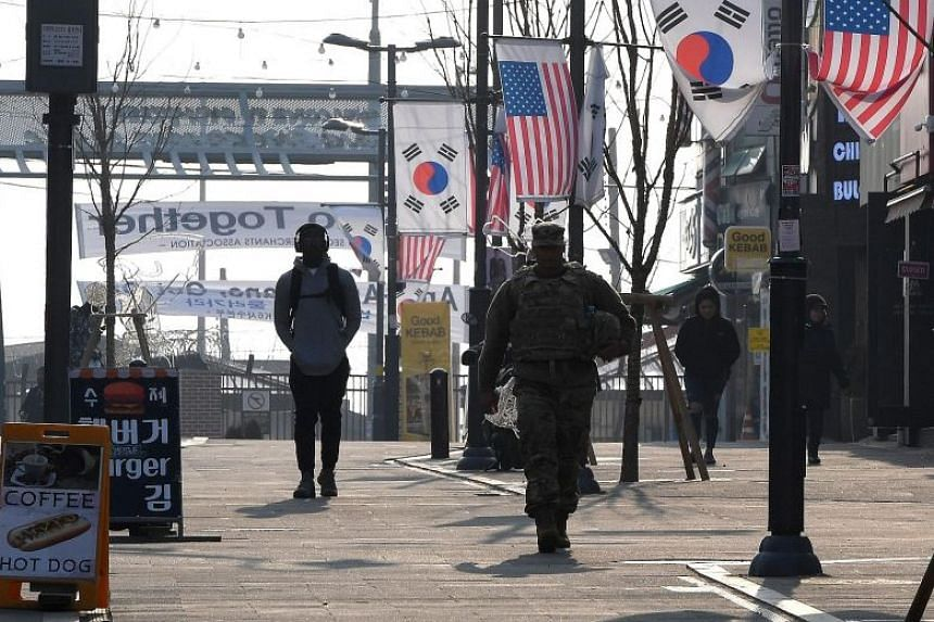 South Korea's Ministry of Foreign Affairs said it had not yet reached an accord.