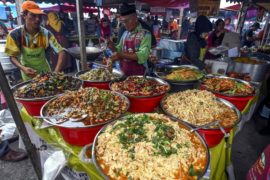 Five Malaysian states have banned these once-a-year food bazaars for this year.