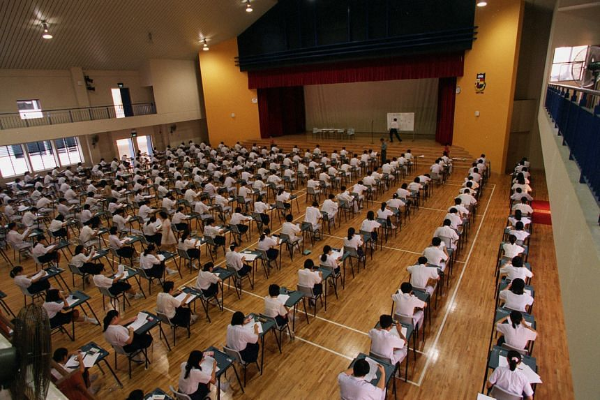 National exams are considered essential and will continue even as schools close, Education Minister Ong Ye Kung said.