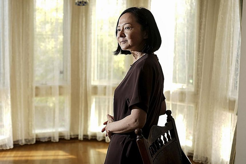 Japanese author Yoko Ogawa's The Memory Police is about an island where an authoritarian government makes the population destroy entire categories of things.