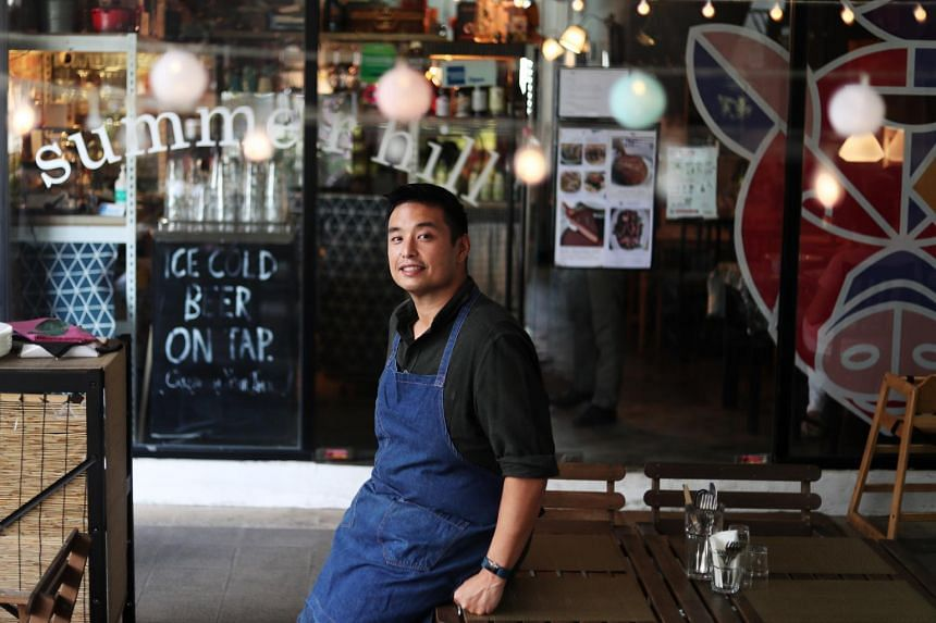 Chef Anthony Yeoh was so overwhelmed by diners who turned up that he posted a video talking about the experience.