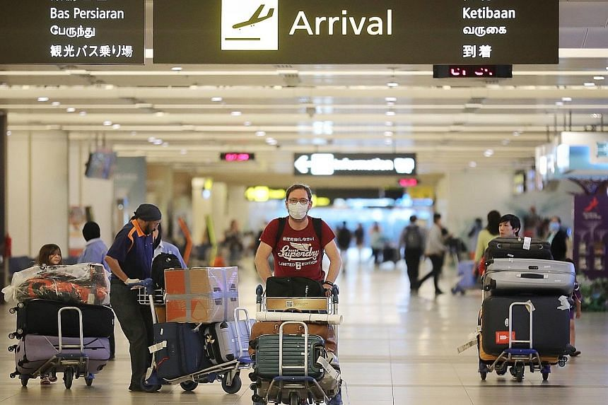 From 11.59pm today, Singaporeans, permanent residents and long-term pass holders returning from Asean countries, India, France and Switzerland will have to serve their 14-day stay-home notice at dedicated facilities instead of in their homes. Current