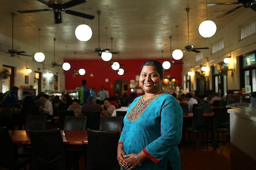 Samy's Curry director Nagajyothi Mahendran said it is seeking to partner the major food delivery services to help it survive the coming month.