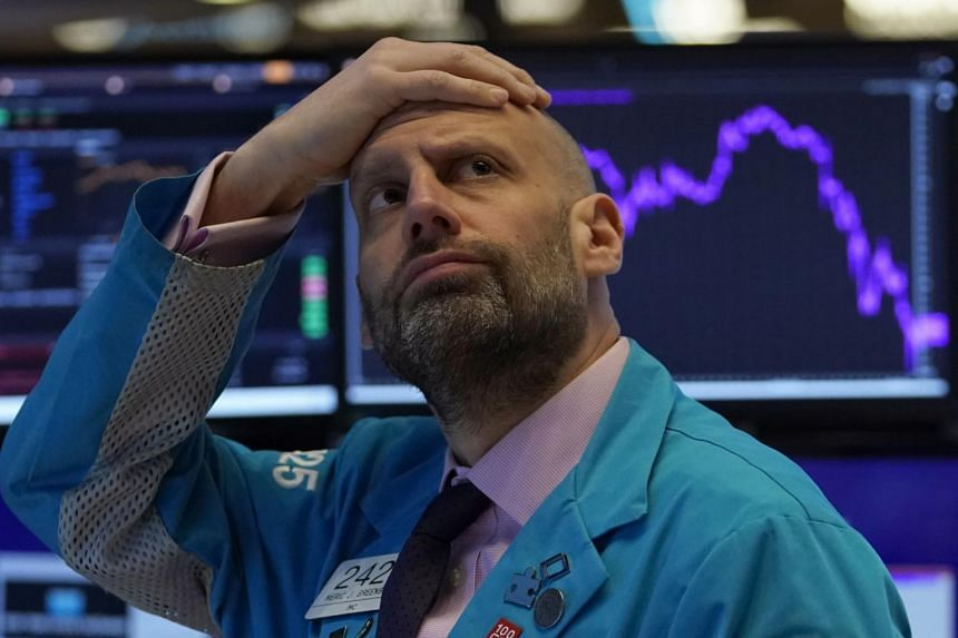 The stock market just had more variance in three weeks than in the previous four years combined.