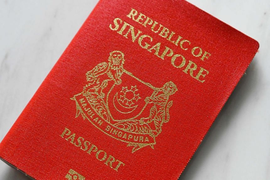 Members of the public can still put in urgent passport collection applications.