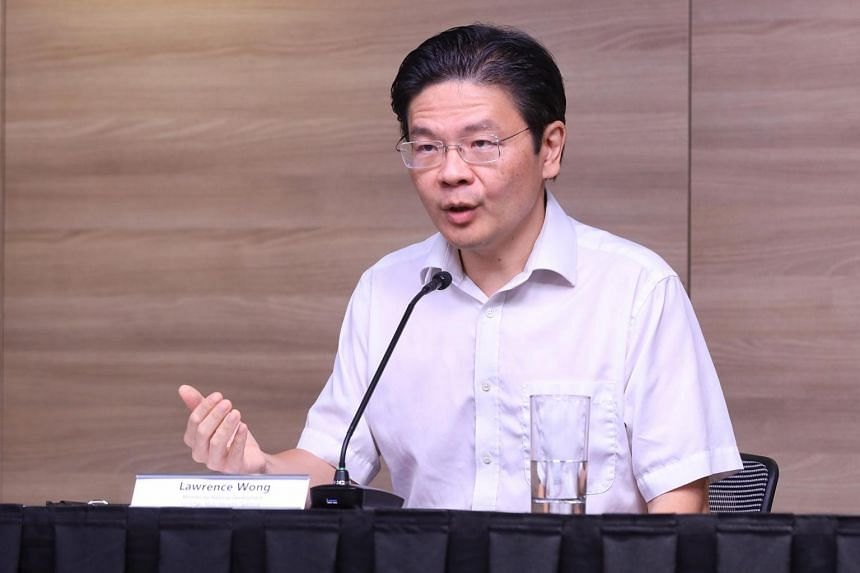 National Development Minister Lawrence Wong stressed the need for every person to take the latest safe distancing measures very seriously.