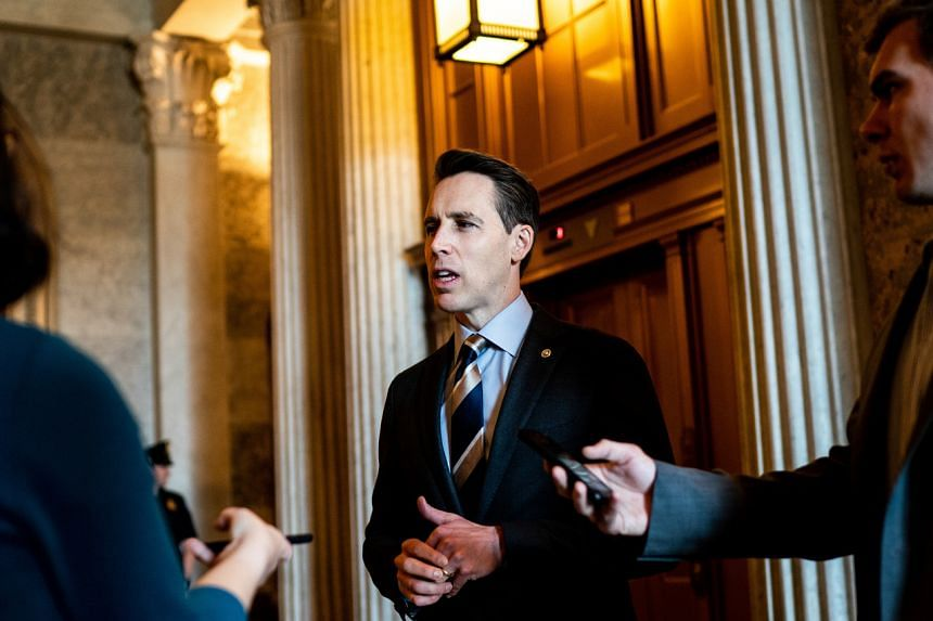 Senator Josh Hawley said the pandemic threatens to upend the status quo around the world, particularly in Asia.