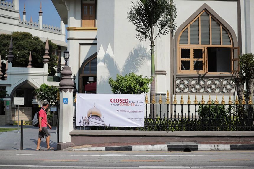 Muis will be spending over $1 million to equip mosques with enhanced Covid-19 precautionary measures.