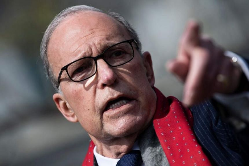 Larry Kudlow embraced the idea earlier in an interview with CNBC.