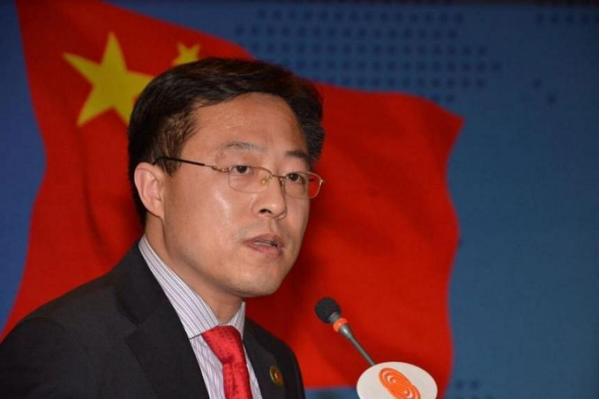Foreign Ministry spokesman Zhao Lijian said his social media posts were a reaction to some US politicians stigmatising China a while ago.