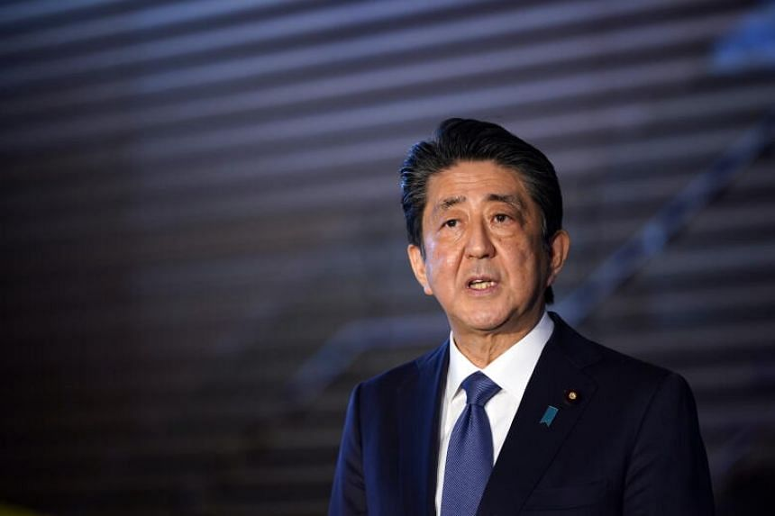 The move by Japanese Prime Minister Shinzo Abe empowers local governors to urge people to stay inside and to call for businesses to close.