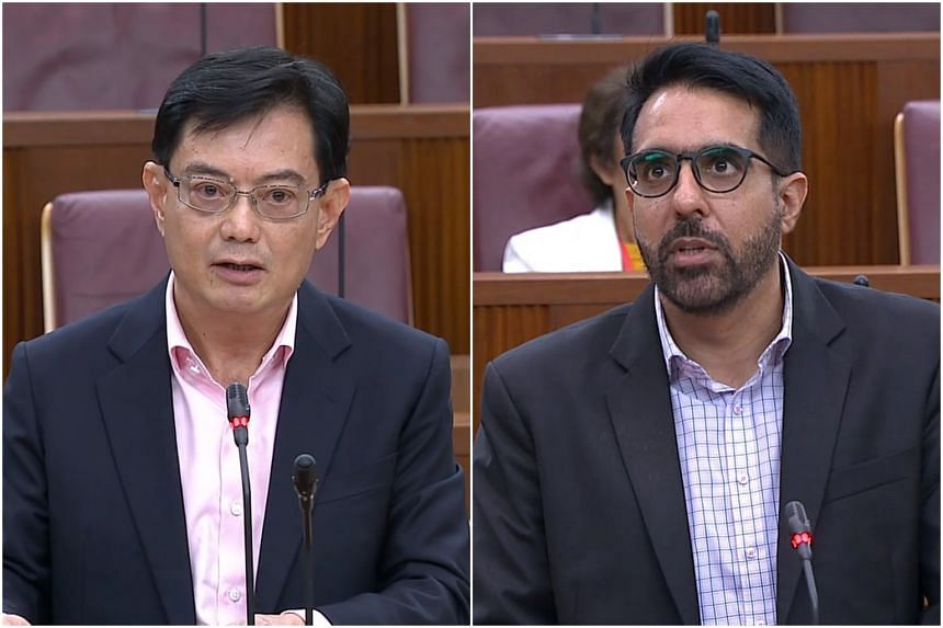 Deputy Prime Minister Heng Swee Keat cautioned against a suggestion by Workers' Party chief Pritam Singh to provide continued support to people beyond nine months, after the coronavirus pandemic subsides.