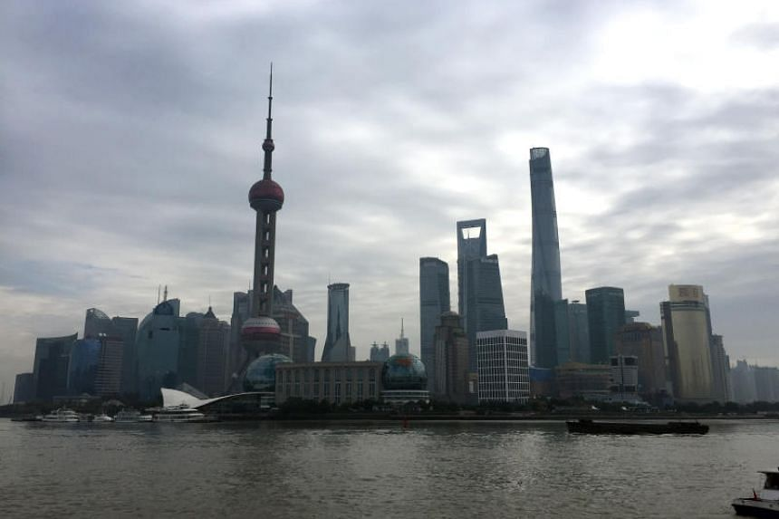 China's property market ground to a halt earlier this year as the virus outbreak escalated.