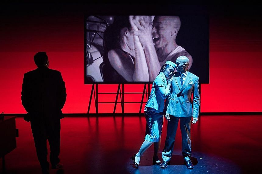 Freelance multimedia artist Brian Gothong Tan's multi-disciplinary Esplanade-commissioned theatre production Lost Cinema 20/20 (above) - which was cancelled last month - has benefited from the Digitalisation Fund, which covered the cost of filming th