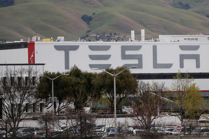 Tesla's sole US auto factory employs more than 10,000 workers.