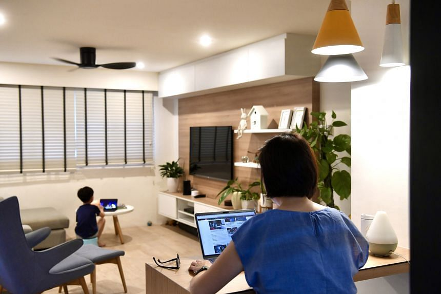 High internet traffic has shifted from the office and commercial spaces to people's homes.