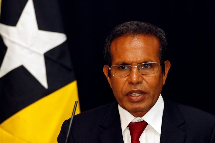 Prime Minister Taur Matan Ruak resigned in February.