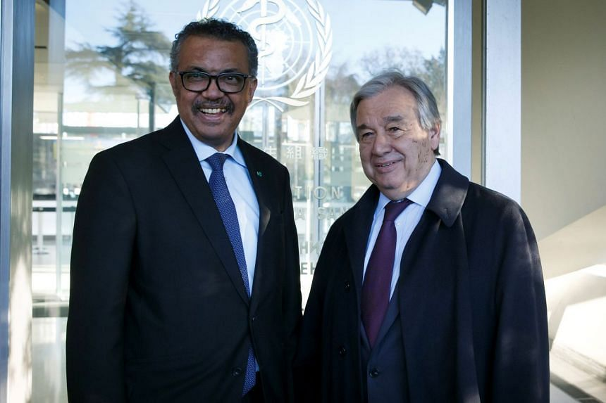 Covid-19: UNSC nations pledge support in fight against coronavirus