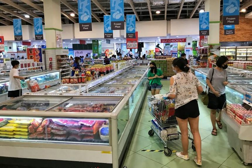 All FairPrice staff have been instructed to wear a mask, and shoppers will be urged to do so as well.