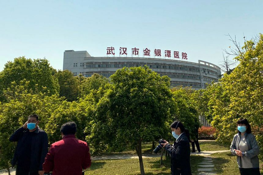 Jinyintan Hospital, usually more used to dealing with HIV, bird flu, influenza and even hand, foot and mouth disease, was one of the first to start treating Covid-19 patients after cases started surfacing last December.