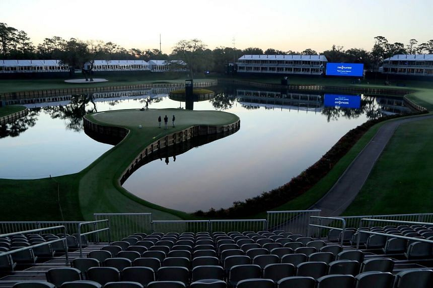 PGA Tour memo states play could resume 'with or without fans'