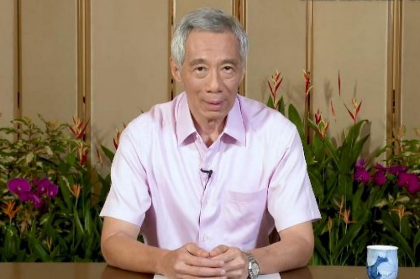 PM Lee said the more strictly Singaporeans observe the restrictions, the faster they will work, and the sooner the measures can be eased.