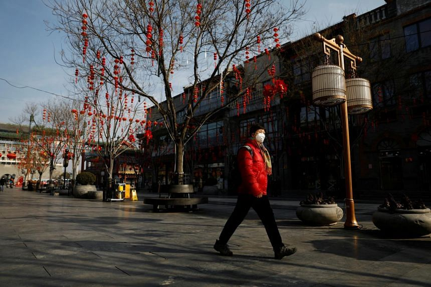 """Hotels will require guests to provide a national health clearance and a Beijing's health condition app, with both showing """"normal""""."""