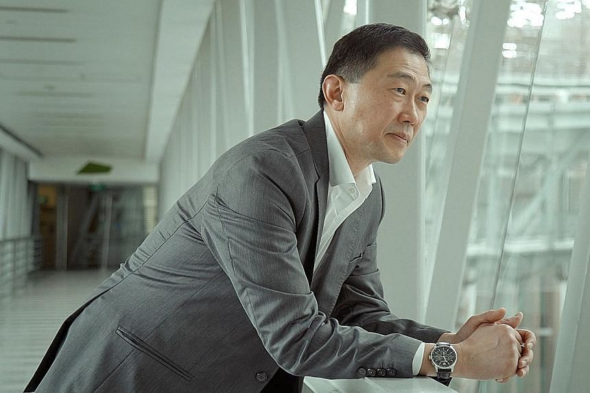 """Dr Steven Fang of Invitrocue, a life sciences company that cultivates patient-derived cancer cells in laboratories and tests them against drugs to support clinical treatments, says: """"We all have a shelf life and use-by date, no matter how smart and r"""