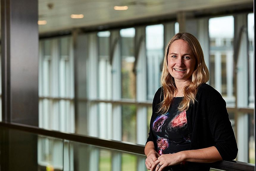 Author and Insead associate professor of organisational behaviour Jennifer Petriglieri (above) has launched a free Web series to help couples manage expectations as they work from home during the coronavirus pandemic.