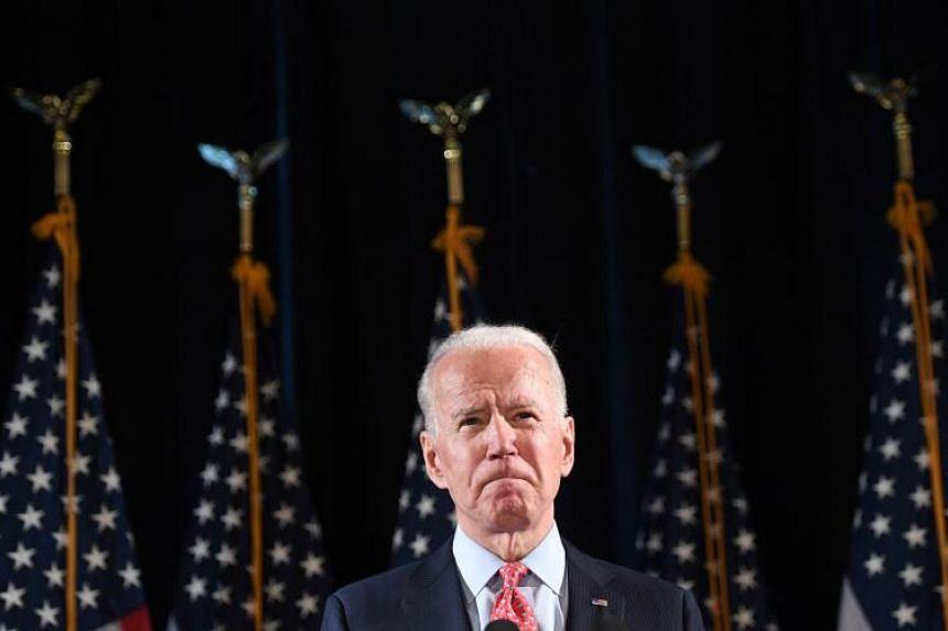 Bernie Sanders endorses Joe Biden for president during livestreamed event