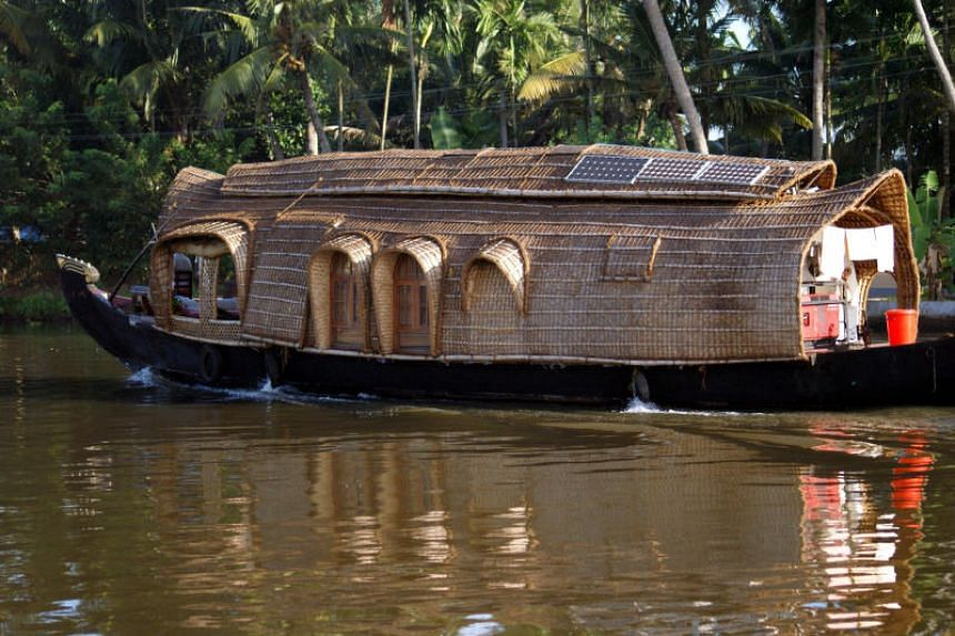 As houseboats lie empty during India's nationwide lockdown and the curbs on travel the world over, the district administration has found a new role for them.