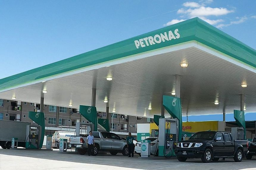 Petronas is the sole custodian of the petroleum resources in Malaysia.