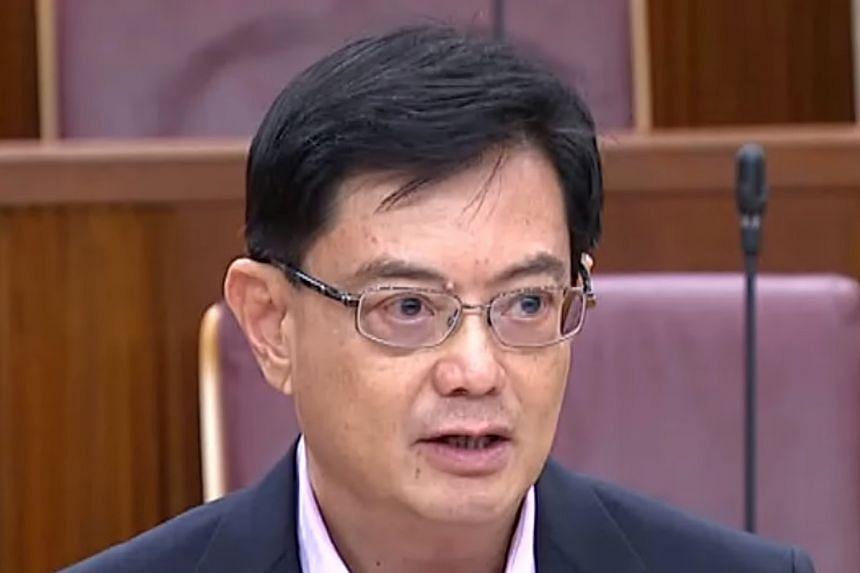 Deputy Prime Minister Heng Swee Keat.